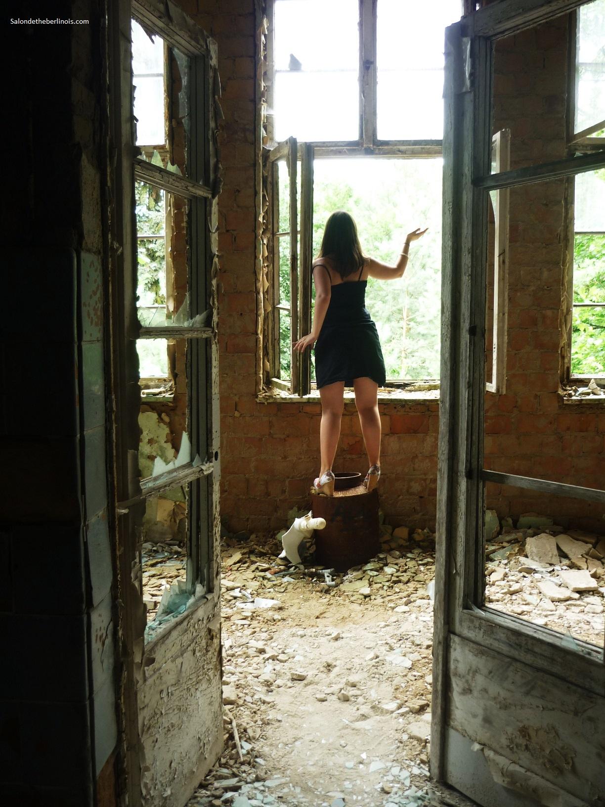 Hôpital anbandonné Beelitz