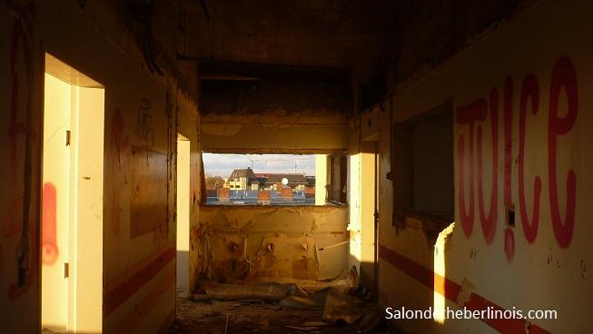Hôpital anbandonné de Neukölln