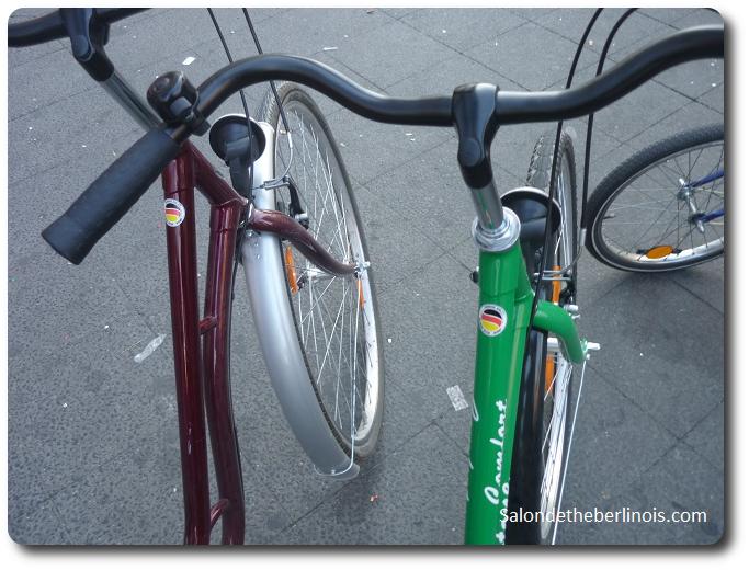 Acheter un vélo à Berlin
