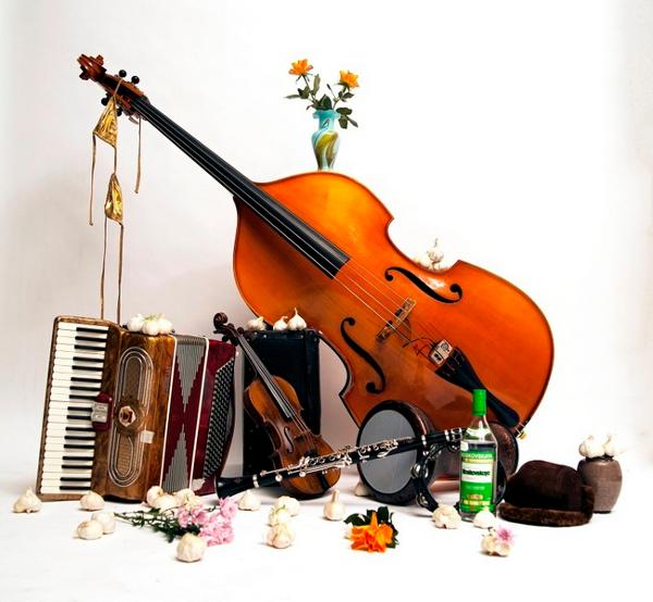 Knoblauch Klezmer Band