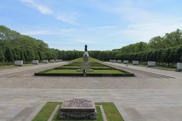 Mémorial soviétique Treptower Park