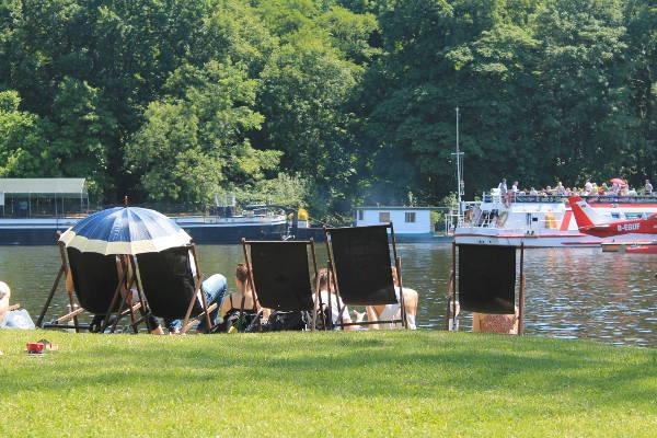 Treptower Park Insel der Jugend