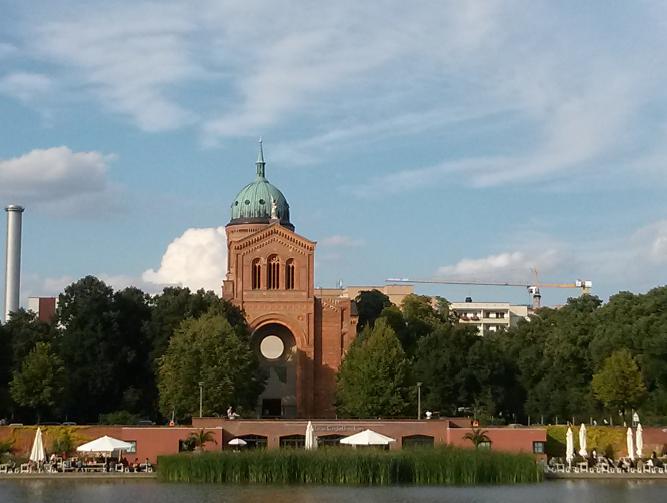 Berlin for a Day Myriam