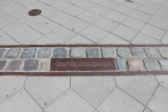 Berliner Mauer Walkberlin Anne Lainault