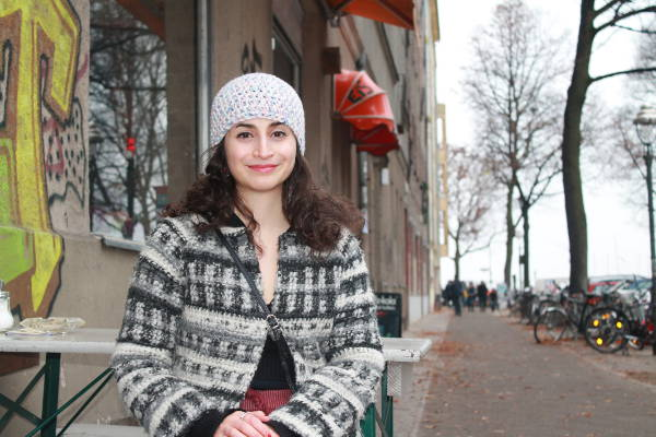 Carmen Stand Up Comedy Berlin