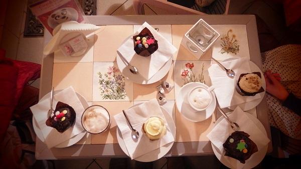 Cupcake à Szczecin