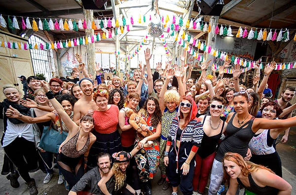 Mmorning Gloryville Berlin