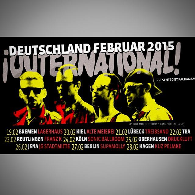 Outernational germany