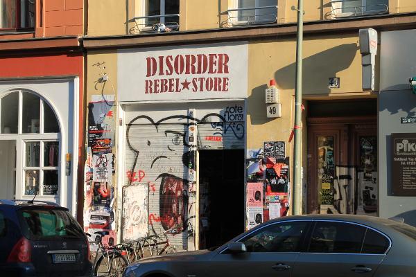 kreuzberg disorder