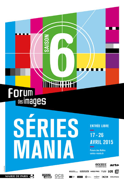 séries mania carrefour du cinéma d'animation paris Forum des images