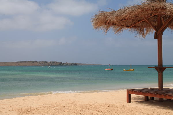 Cap Vert praia de estoril