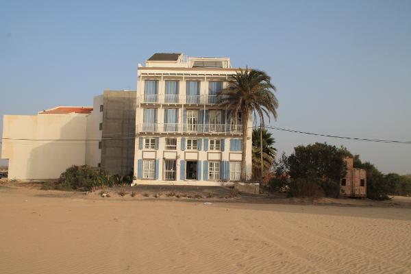 Cap Vert Boa Vista hotel