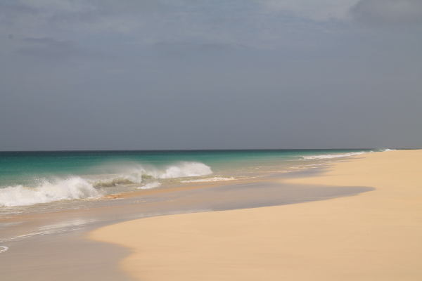 cap vert boa vista plage de santa monica