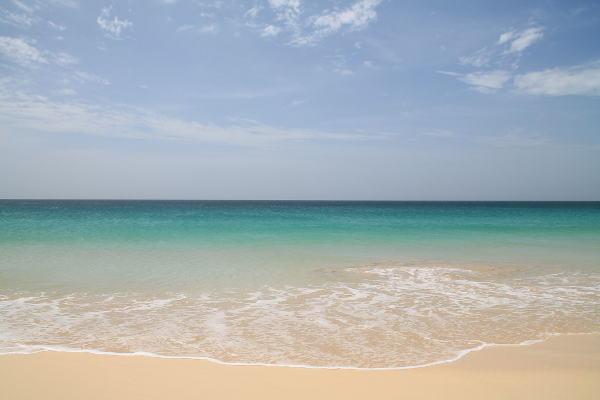 Cap vert boa vista plage santa monica