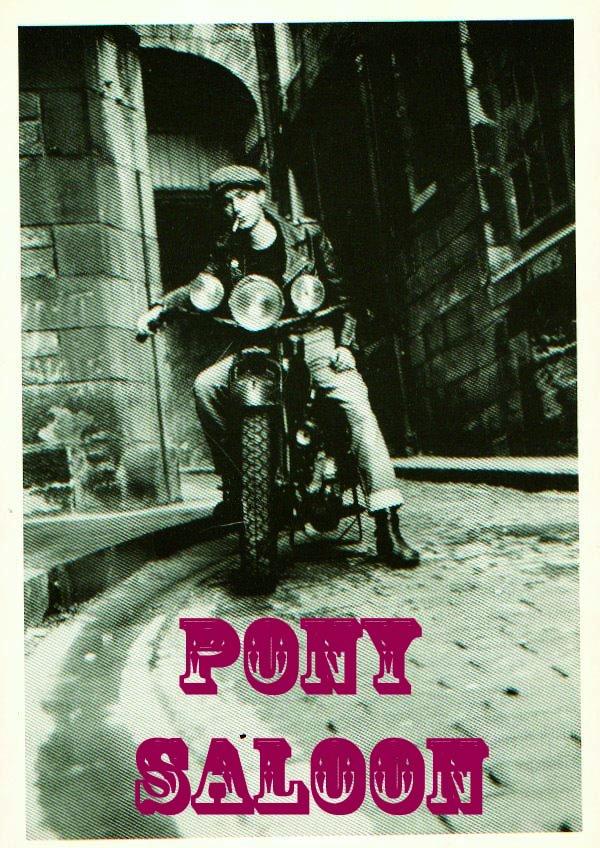 pony saloon