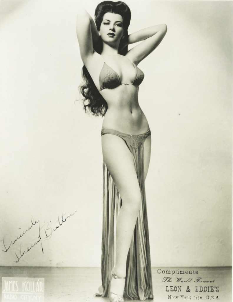 Burlesque Sherry Britton