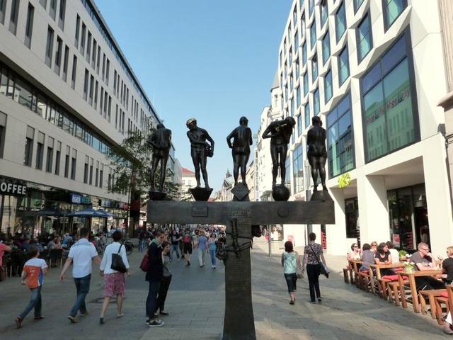 Leipzig vieille ville